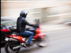Προσοχή στους μοτοσυκλετιστές!