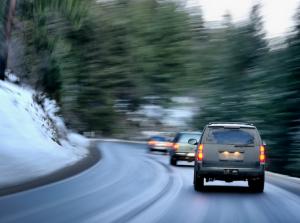 Οδήγηση στον πάγο! Συμβουλές που θα φανούν χρήσιμες…
